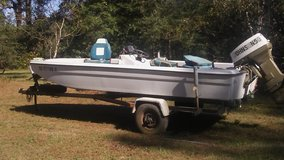 1977 Monarch Bass Boat in Houston, Texas