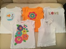 Carter's t-shirts & tank...size 24 months in Shorewood, Illinois