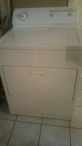 Electric dryer kenmore brand in Houston, Texas