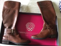 Boots/100% Genuine Leather Knee High by Vince Camuto in Cleveland, Ohio