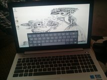 Asus touch screen laptop in Barstow, California
