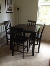 Table and chairs in Fort Lewis, Washington