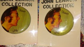 JOHN LENNON (Forever) Collectable Pins in Alamogordo, New Mexico