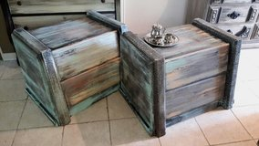 Boyd Rustic Night Stands in Baytown, Texas