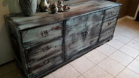 Large Rustic Buffet/ TV Stand in Baytown, Texas