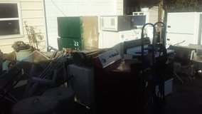 Looking for unwanted scrap metal, appliances, lawn equip, aluminum in Warner Robins, Georgia