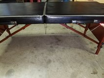 The Grande Portable Massage Table NEW w/ storage /carry bag in Elizabethtown, Kentucky