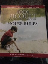 CD Audiobook House Rules Picoult in Glendale Heights, Illinois