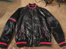 Authentic Gucci leather jacket in Elizabethtown, Kentucky