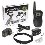 OxGord Rechargeable Waterproof LCD 100LV Shock Remote Training Collar, 330 yd in St. Charles, Illinois