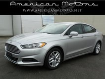 2015 Ford Fusion in Hohenfels, Germany