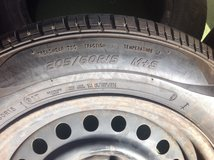 Cooper 205-60R15 M&S Tires in Baumholder, GE