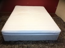 Queen Size Ikea Mattress and Box Spring in CyFair, Texas