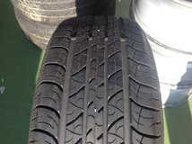 Cooper 225-60R15 M&S Tire in Baumholder, GE