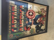 Captain America Canvas in Watertown, New York