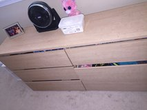6 drawer dresser in Baytown, Texas