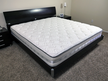 New! King Size Mattress (The love bed nest bedding) in Kingwood, Texas
