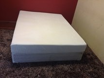 Queen Tempurpedic Mattress in Kingwood, Texas