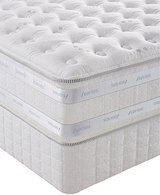 New! King Size Mattress (Serta iSeries Eloquent Dream) in Kingwood, Texas