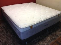 Brand New! King Size Mattress (My Side By Sleep to Live Series 6) in CyFair, Texas