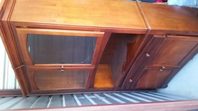 Cherrywood China cabinet in Conroe, Texas