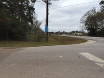 Splendora & .46 acre  Corner Lot Great for Commercial! with Trailer 3/2 in Baytown, Texas