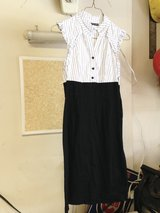 White & Black Dress by City Triangles - 3 in Bolingbrook, Illinois