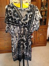 Black & White Dress by NY Collection - Sm. in Bolingbrook, Illinois