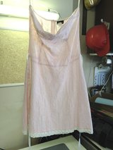 Peach Strapless dress by Taboo - M in Bolingbrook, Illinois