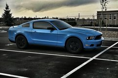 2012 Ford Mustang Grabber Blue! Low miles in Travis AFB, California