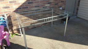 Glass Table in Clarksville, Tennessee