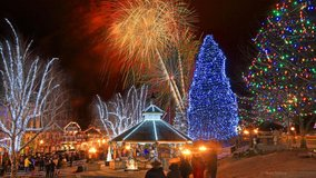 Day Bus Trip to Leavenworth's Christmas Lighting Festival Save $10.00 Buy now ! in Fort Lewis, Washington