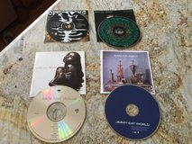 cd lot-jimmy eat world etc in Glendale Heights, Illinois