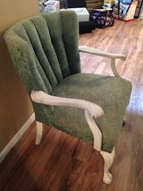 Channel back chair in Kingwood, Texas