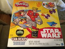 New Star Wars Play-Doh Can-Heads in Chicago, Illinois