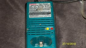 Mikita DC1290 9.6- 12 V battery charger in Travis AFB, California