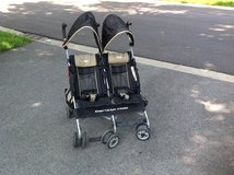 Jeep - Wrangler Twin Sport All-Weather Umbrella Stroller in Glendale Heights, Illinois