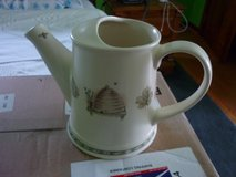PFALTZGRAFF NATUREWOOD WATERING CAN PITCHER /VASE  MINT CONDITION in Naperville, Illinois