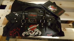 Ed Hardy Purse And Wallet in Naperville, Illinois
