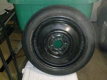 GM spare tire 5x100 bolt pattern in Westmont, Illinois