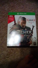 Xbox one Witcher III The Wild Hunt in Hopkinsville, Kentucky