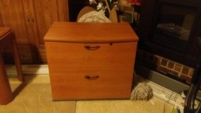 Solid Wood File Cabinet in Houston, Texas