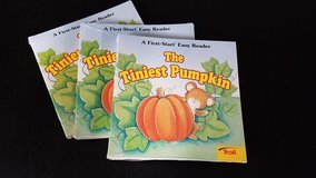 NEW--The Tiniest Pumpkin in Naperville, Illinois