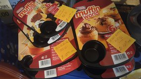 Muffin World Pans (Brand New) in 29 Palms, California