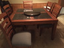 Dining Room Table and 5 Chairs in Houston, Texas