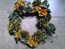 Fall Wreath (price each) in Eglin AFB, Florida