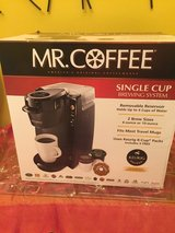 Brand New Mr. Coffee 24-oz Single Serve Coffee Maker, BVMC-KG5-001 in Joliet, Illinois