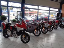 NEWS FLASH MV AGUSTA PROMOTION - TORPEDO MILITARY SALES RAMSTEIN in Ramstein, Germany