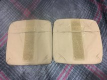 Side plate pouches in Camp Pendleton, California
