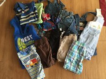18 months boys clothes 14 pieces in Camp Lejeune, North Carolina
